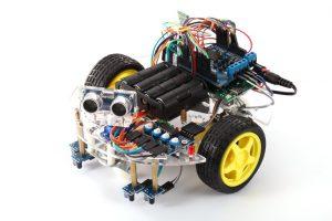 I Robot di Alessandro Giacomel - Serate gratuite alla scoperta della robotica maker @ Fablab Garbatella   Roma   Lazio   Italia
