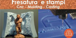 Workshop Realizza Stampi in Fresatura CNC @ Fablab Roma Makers Garbatella | Roma | Lazio | Italia