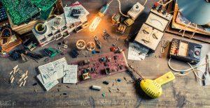 Quaderni di Elettronica, Corso Professionale per Creativi, Maker e Inventori @ Spazio Chirale | Roma | Lazio | Italia